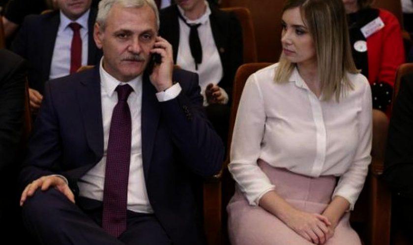 Liviu Dragnea, vizitat de Irina Tănase în închisoare. Ce cadou a primit de la iubita sa