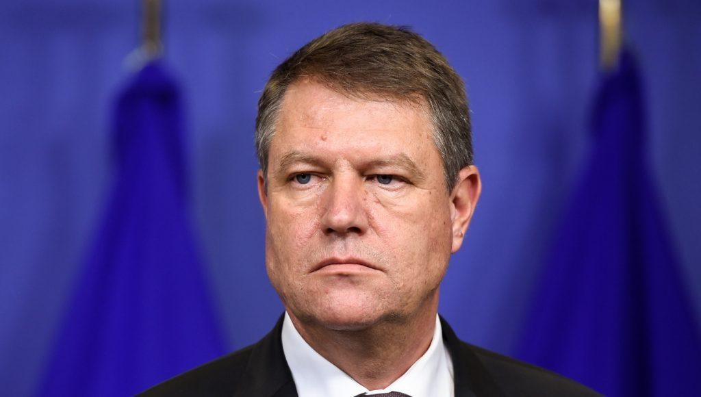 Klaus Iohannis, despre ocuparea titulaturii de șef al Consiliului European