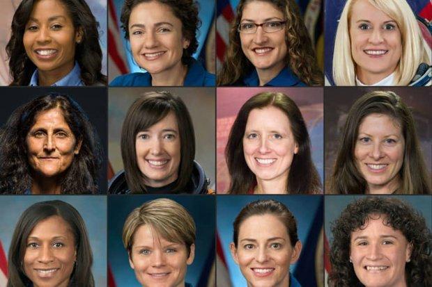 Cine sunt femeile care ar putea ajunge să pășească pe lună? NASA a publicat lista scurtă