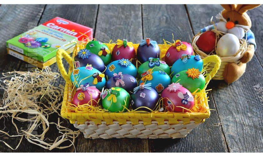 Înălțarea Domnului, obiceiul vopsitului ouălor. Cât de nocivi sunt coloranții din comerț