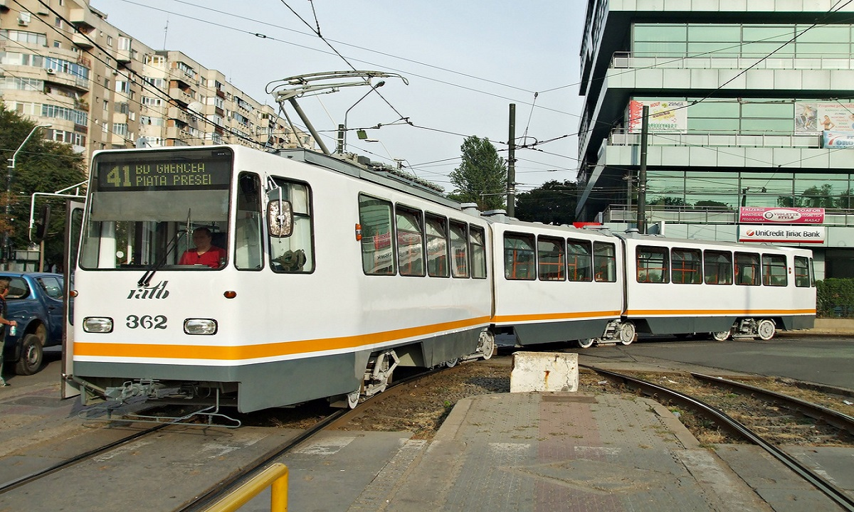 Suspendarea liniei de tramvai 41 a creat haos în București. Anunțul făcut de STB