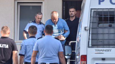 Numere de telefon ale polițiștilor și interlopilor din Caracal, găsite în telefonul lui Gheorghe Dincă. Cum se explică asta