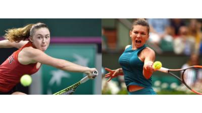 Cine transmite la TV meciul Simona Halep – Aliaksandra Sasnovich din primul tur al Wimbledon 2019