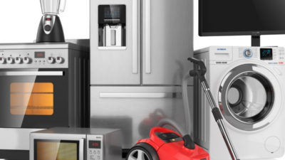 Cum să îți cureți electrocasnicele din locuință cu bicarbonat de sodiu. Adaugă doar apă sau oțet alb