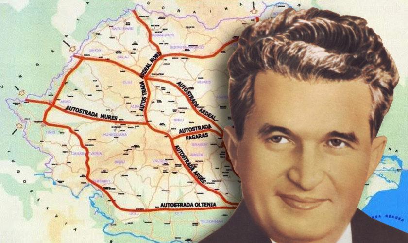 Cați Kilometri De Autostradă Trebuia Să Avem Dacă Trăia Nicolae