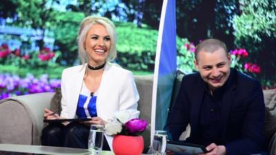 Divorț răsunător în showbiz-ul de la noi. Amna a confirmat separarea, după 9 ani de căsnicie