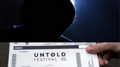 Bilete false, la Untold. Doi tineri au trăit cea mai urâtă aventură, după ce au contactat un vânzător de pe internet
