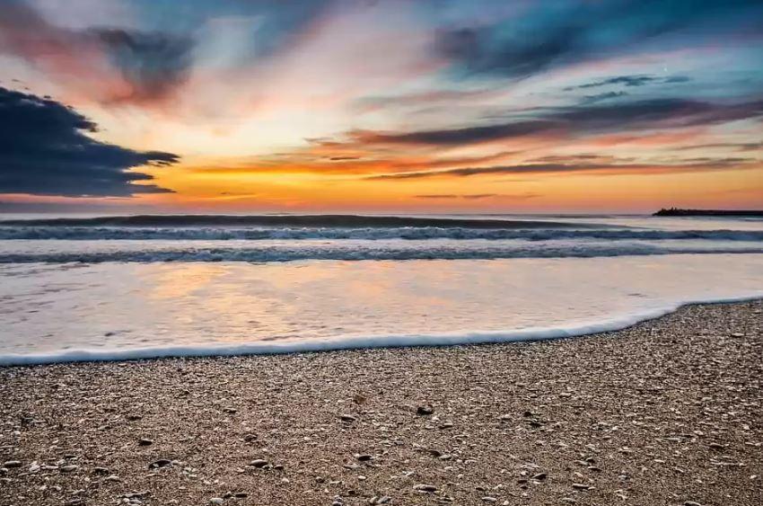 Temperaturile apei Mării Negre pentru perioada 22-28 iulie