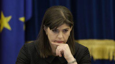 Ce va face Kovesi după ce va ajunge procuror-șef european