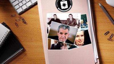 Ce spunea CIA despre Nicolae Ceaușescu. Notele secrete arată fața neștiută a dictatorului
