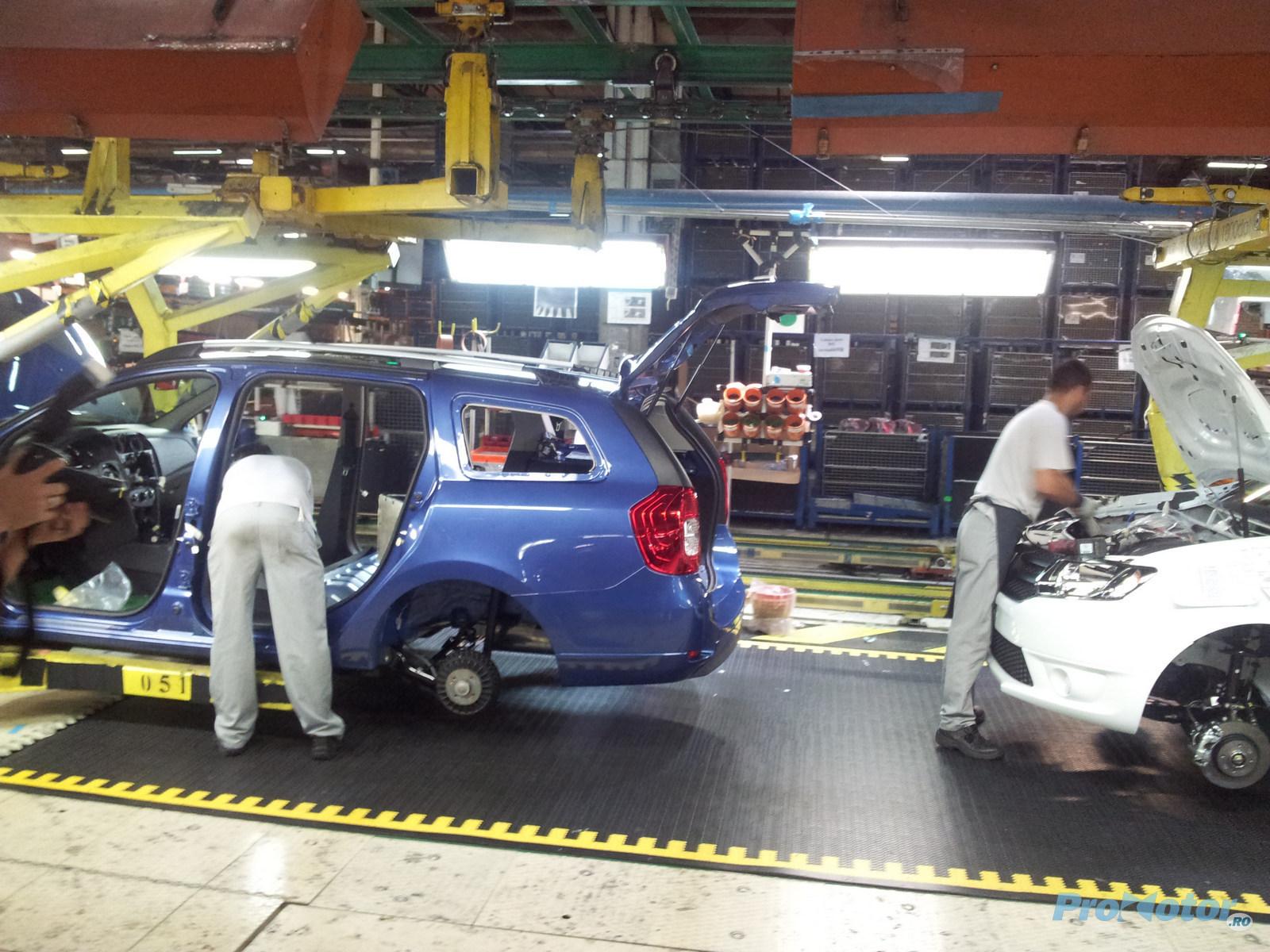 Ce se întâmplă cu Dacia. Vestea care zdruncină realizările mărețe de la Mioveni