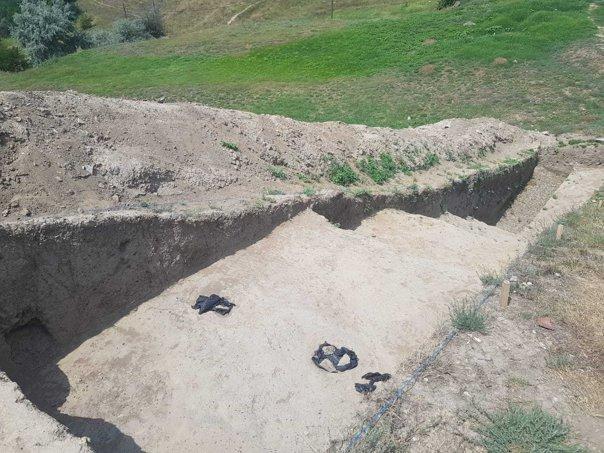 Descoperire arheologică la ieșirea din Galați