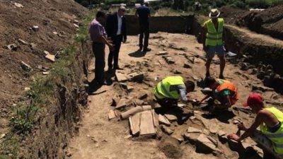 Descoperire arheologică de mare impact în România. Ce a fost găsit în orașul Galați FOTO