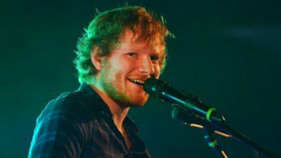 FOTO Cum a apărut Ed Sheeran la concertul din București. Fanii, emoționați până la lacrimi