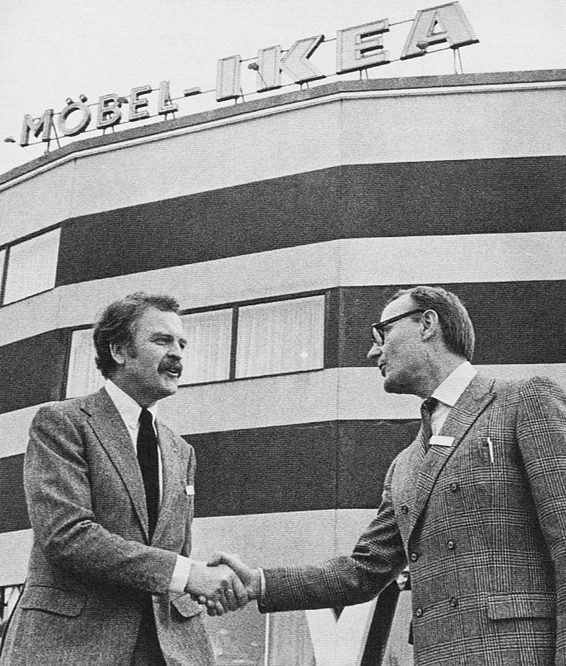 Legătura dintre Nicolae Ceaușescu și Ikea. Sute de mii de coroane suedeze erau deturnate către Securitate