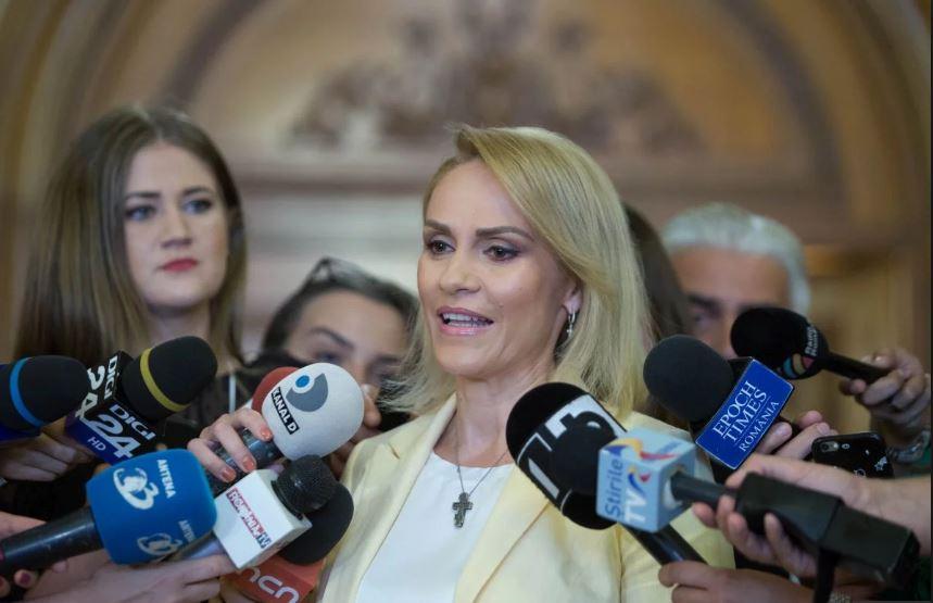 Gabriela Firea, la prezidențiale. Atac fără precedent la PSD.