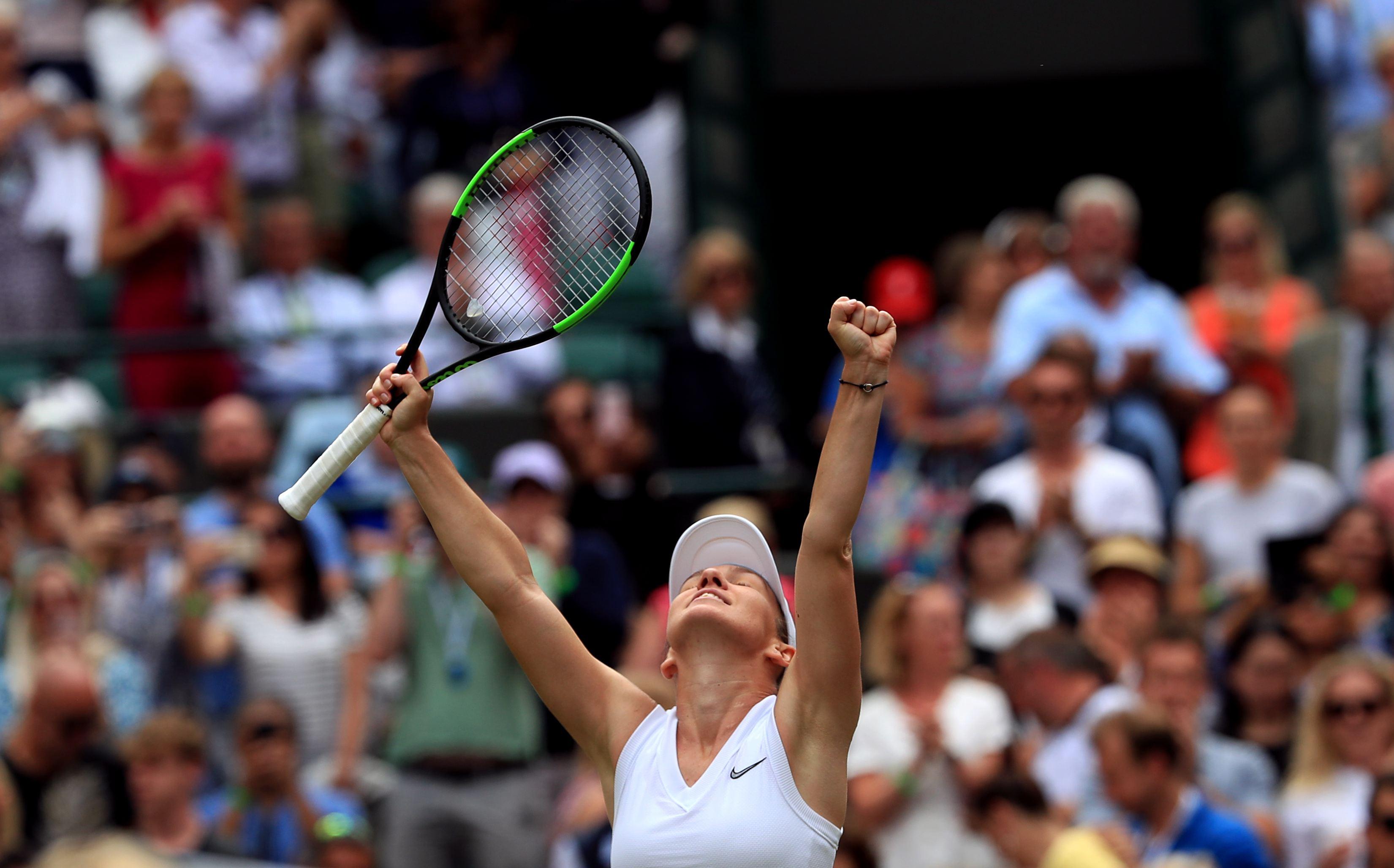 Ilie Nastase e sigur că Simona Halep va câștiga finala Wimbledon. Ce ar face dacă ar fi antrenorul Simonei