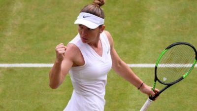 Cu cine joacă Simona Halep în semifinale la Wimbledon. Prima reacție după ce și-a aflat adversara