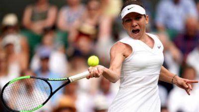 VIDEO Cum a reușit Simona Halep să o învingă pe Serena Williams la Wimbledon. Lovitura cu care a îngenuncheat-o