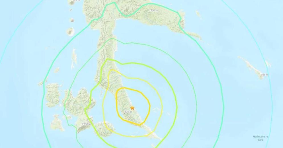 Cutremur de 7,3 grade, în Indonezia. Ce pagube sunt