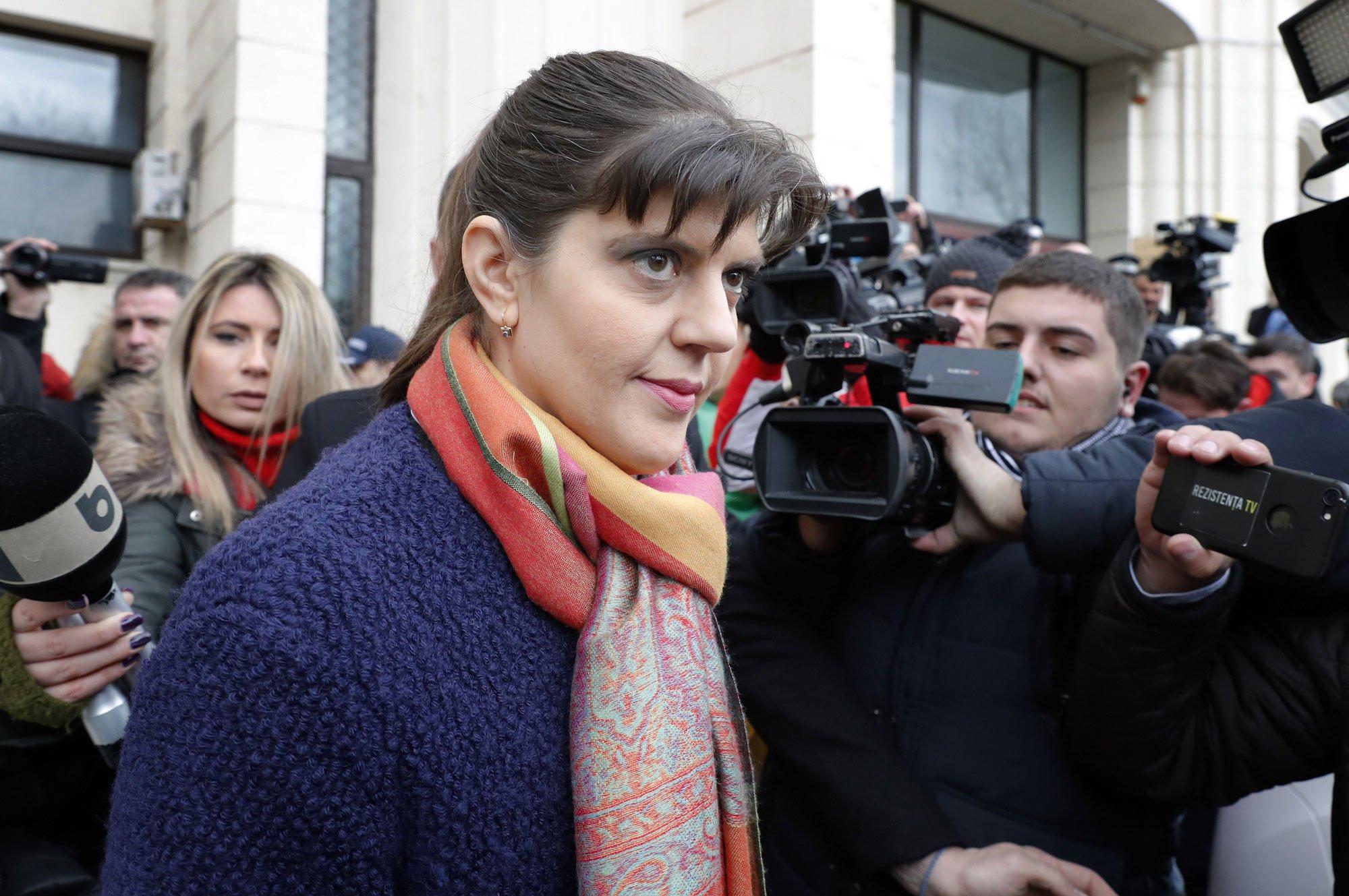 Ce va face Kovesi după ce va ajunge procuror general european