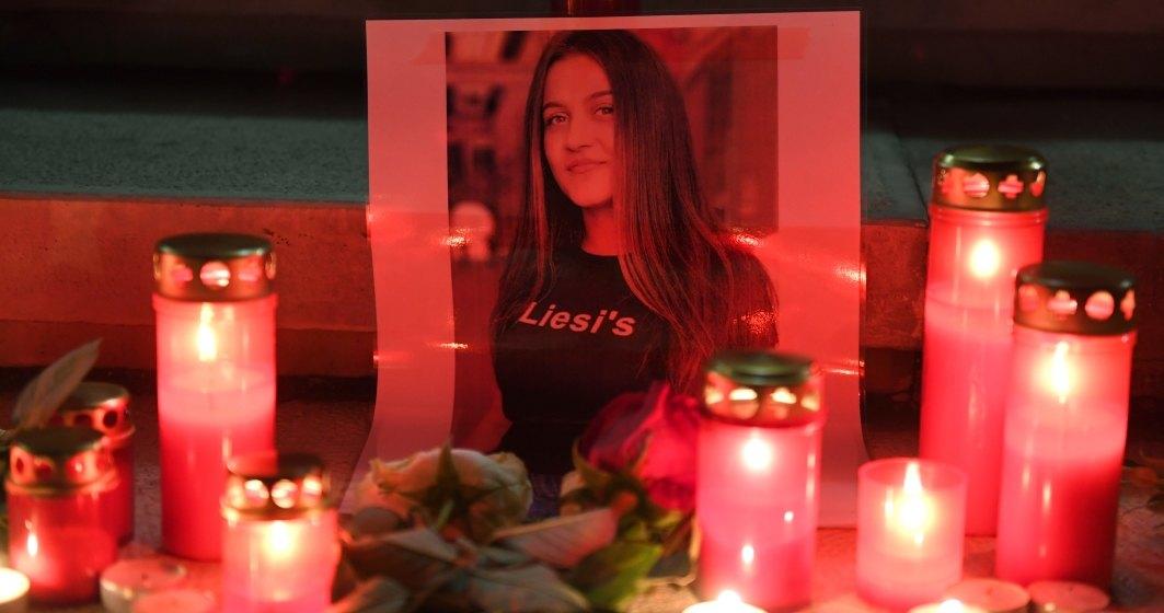 Mama Luizei Melencu a primit un mesaj prin care era anunțată că tânăra e în viață. Poliția a plecat spre o adresă indicată