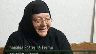Maica Ecaterina, fosta actriță care s-a călugărit