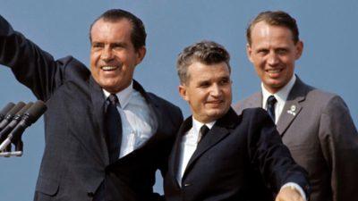 Ce calități au descoperit președinții SUA la Nicolae Ceaușescu. Richard Nixon nu a mai contenit cu laudele