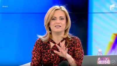 """Simona Gherghe, despre întoarcerea la Antena 1: """"Mi-am reconfigurat puțin opțiunile!"""""""