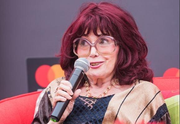 Violeta Andrei, la 78 de ani