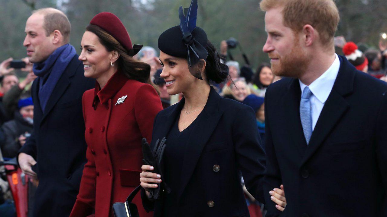 Ruptura dintre ducii de Sussex și cei de Cambridge. Meghan Markle și Kate Middleton nu se mai implică în aceste acțiuni comune
