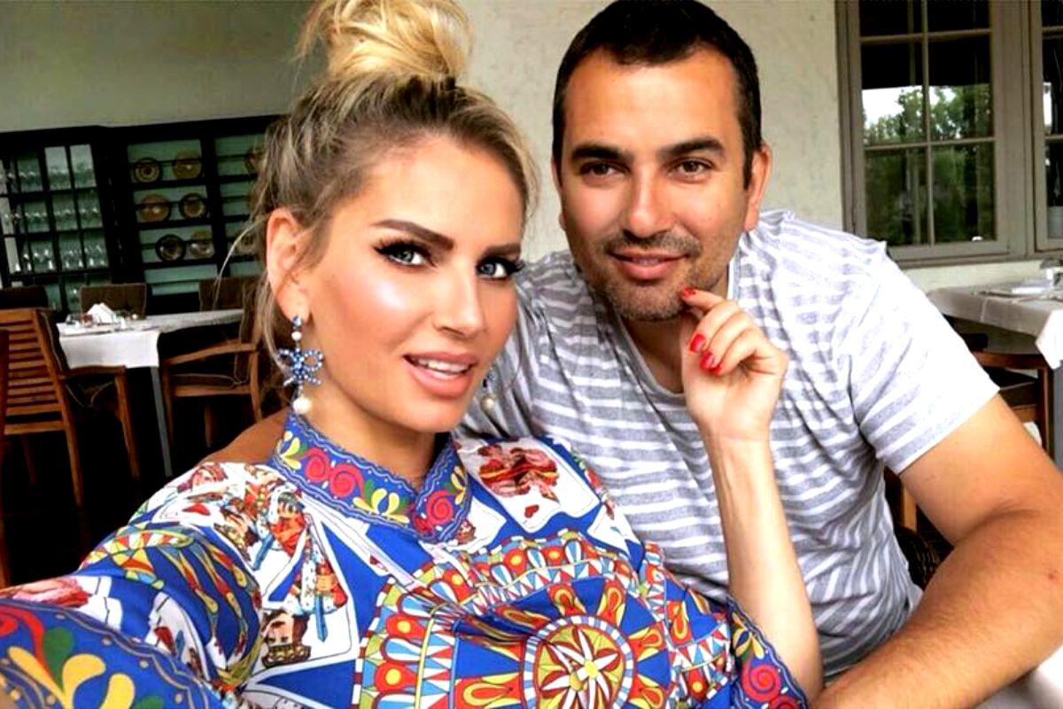 Andreea Bănică și marea ei iubire, Lucian Mitrea. Sunt împreună de 25 de ani