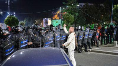 Cu ce se ocupă șeful de la Jandarmerie, Cătălin-Răzvan Paraschiv, la un an de la protestele din 10 august