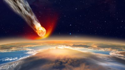 """NASA a dezvăluit cum un asteroid a trecut """"milimetric"""" de Pământ în weekend. Avea puterea a 500 de bombe atomice"""