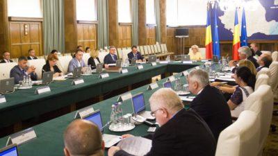 Rectificarea bugetară, pe agenda ședinței de luni a guvernului. Proiectul a iscat zâzanie între PSD și ALDE