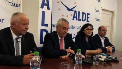 Alianță politică între ALDE și Pro România. Unde au discutat pactul Victor Ponta și Călin Popescu Tăriceanu