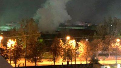 Explozie devastatoare la o fabrică de pe bulevardul Preciziei din Capitală. O persoană a decedat și alte 3 au fost rănite