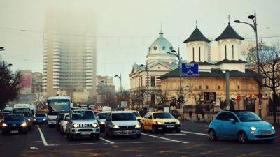 Gabriela Firea: Aceste mașini nu vor mai avea voie să circule în centrul Bucureștiului. Autoturismele Euro 3 vor achita o taxă pentru a ajunge în această zonă