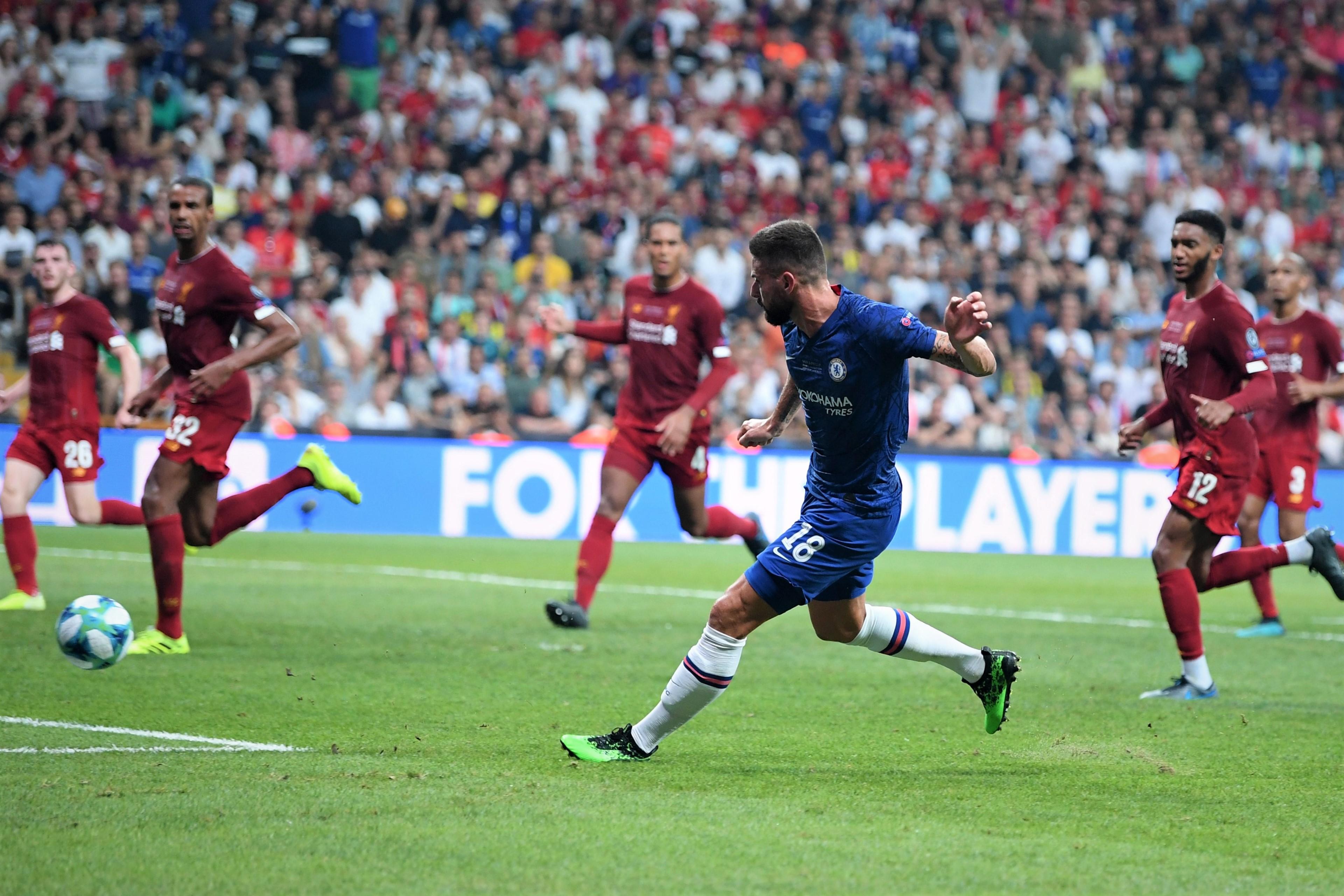 Live Stream Online Liverpool - Chelsea Live Video pe Digi Sport 1 - Supercupa Europei