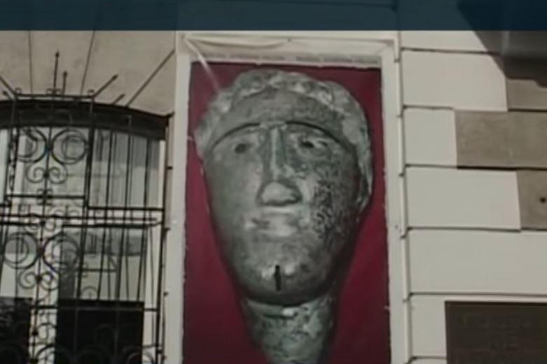 Masca lui Ceaușesu