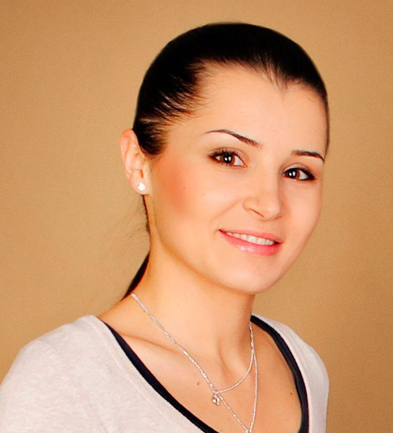 Nelea Motricala, fosta soție a solistului de la Carla's Dreams