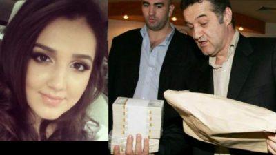 Când are loc nunta Teodorei, fiica lui Gigi Becali. Pe ce a dat patronul FCSB 20.000 de euro