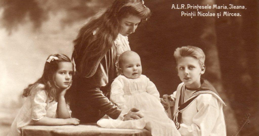 Fiica Reginei Maria, Ileana, poveste dinaintea călugăriei