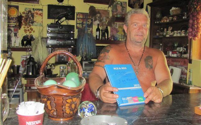 Proprietarul adevărat al barului din Las Fierbinți