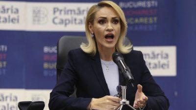 Gabriela Firea îi răspunde urât solicitării Avocatului Poporului