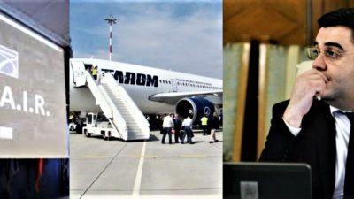 Concedieri masive la Tarom și CNAIR. Ministrul Transporturilor a luat decizii drastice