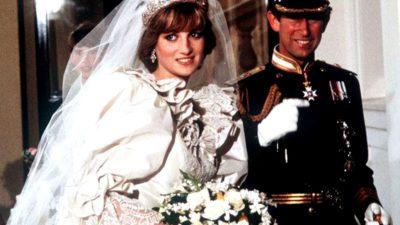 Cinci secrete bine păstrate despre nunta Prințesei Diana cu Prințul Charles. A fost nunta secolului