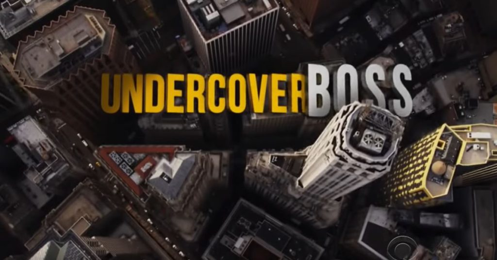 Șef sub acoperire, preluată după formatul britanic Undecover Boss