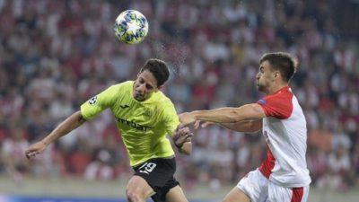 CFR Cluj ratează calificarea în grupele Champions League, după 0-1 cu Slavia Praga. Ce urmează pentru ardeleni