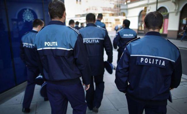 Sute de polițiști au căutat o tânără care a sunat la 112 să anunțe că este sechestrată. Apelul a fost fals!